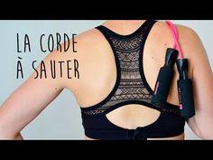 Mes exos de CORDE à SAUTER pour un corps de RÊVE ! - YouTube