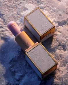The new TOM FORD Soleil Neige eau de parfum inspires a color collection featuring five sheer shades of nourishing Lip Balm and Shimmering Body Oil scented with the citrus floral musk. If you like Fashion Checkout our Roku Channel!