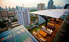 Bangkok's best outdoor bars and restaurants | BK Magazine Online