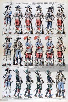 Znalezione obrazy dla zapytania ARMY XVII CENTURY