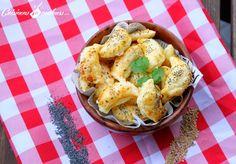 Chausson au fromage de chevre