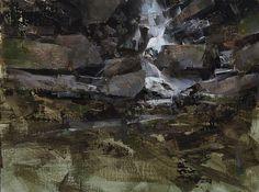 Dancing Between the Rocks, Tibor Nagy