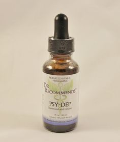 Natural Home Remedy for Depression | PSY DEP Homeopathic by Dr. Recommends www.eVitaminMarket.com