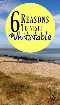 Six Reasons To Visit the seaside town of Whitstable in Kent