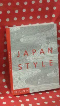 """Japan Style"" de Gian Carlo Calza. Phaidon"