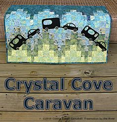 Freemotion by the River: Crystal Cove Caravan and a Giveaway