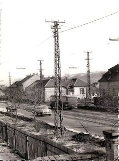 Miskolc, Győri kapu Utility Pole, Anna, Retro, Retro Illustration