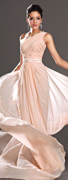 eDressit Flowing Evening Gown