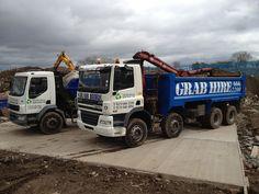 Skip Hire Edinburgh Trucks 4 (2)    http://www.gandrskips.com/skip-hire.htm