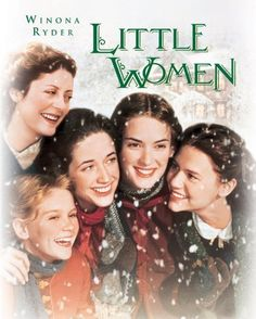 Little Women. What I'm watching.