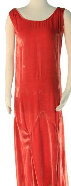 Gillian Darmody's Red Dress and Boardwalk Bonus - Current price: $50