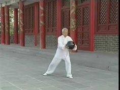 Tai Chi Movements & Exercises : Tai Chi Ball Exercises - YouTube