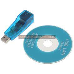 Placa de retea pe USB, inlocuitor placa de retea - 114175