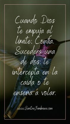 Motivational Quotes For Love, Inspirational Phrases, Positive Quotes, Wisdom Quotes, Life Quotes, God Loves You, Sweet Quotes, More Than Words, Spanish Quotes