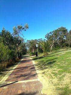 Today ... #walk #trail Lake Joondalup Circuit at Yellagonga National Park