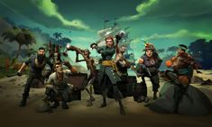 Beta de Sea of Thieves enfrenta diversos problemas