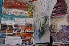 Nicole Heslop DHSFG Textiles A Level Art Sketchbook, Sketchbook Layout, Textiles Sketchbook, Sketchbook Pages, Sketchbook Inspiration, Fashion Sketchbook, A Level Textiles, Fashion Collage, Art Hoe
