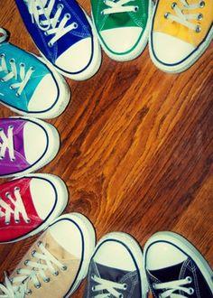 Resultado de imagem para converse shoes different colors