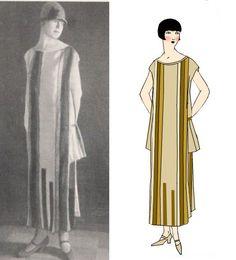 Nadezhda Lamanova design.