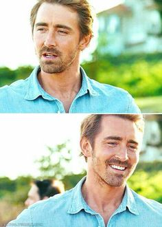 "Lee Pace in ""Ceremony"""