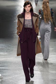 Rodarte Fall 2014 Ready-to-Wear Fashion Show - Meghan Collison