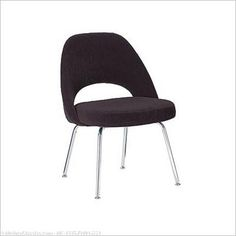 Saarinen - Contemporary Dining Chair from Modern Classics Furniture  http://www.homeportfolio.com/catalog/Product.jhtml?prodId=279619