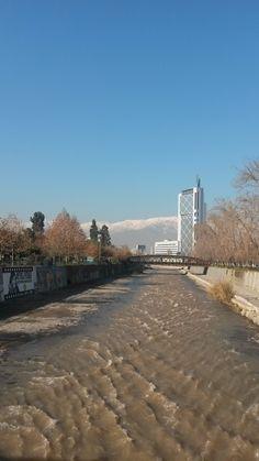 Rio Mapocho - Chile