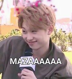 Memes Funny Faces, Funny Kpop Memes, Exo Memes, Cute Jokes, Roblox Memes, Meme Stickers, Drama Memes, Funny Boy, Cartoon Jokes