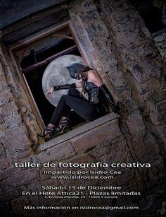 TEcnicas de fotografia creativa na Coruña.