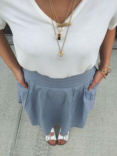 How to wear birkenstocks with a dress