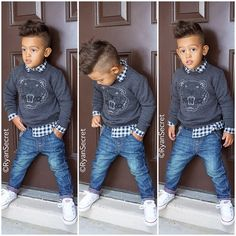 Obsessed with this Kenzo sweater Toddler Swag, Toddler Boy Fashion, Cute Kids Fashion, Little Boy Fashion, Toddler Boy Outfits, Toddler Boys, Kids Boys, Preteen Boys Fashion, Kenzo Pullover