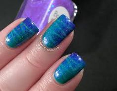 gradient nails - Google Search