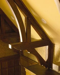 Specialties » Timber Framing & Barns
