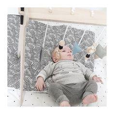 El gimnasio ChinPum es ideal para ponerlo en cualquier sitio incluso cabe perfectamente dentro de la cuna.   #chinpumporelmundo #playgym #babygym #playtime #gimnasiobebe #gimnasioparabebes #babyroom #decoration #kidsroom #babydecor
