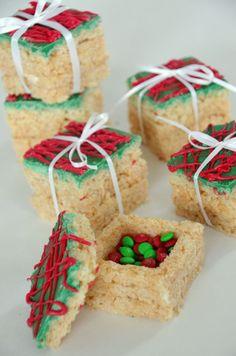 Rice Krispies Treats Presents - ELLEDecor.com