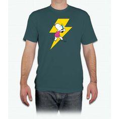 Peanuts Snoopy Dance Lightning - Men T-Shirt