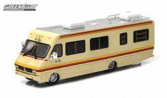 Breaking Bad 1986 Fleetwood Bounder RV 1/64 Diecast Modellauto