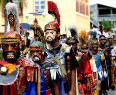 Moriones Festival, Marinduque, Philippines