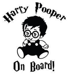 Hey, I found this really awesome Etsy listing at https://www.etsy.com/listing/172245281/assorted-harry-potter-baby-on-board