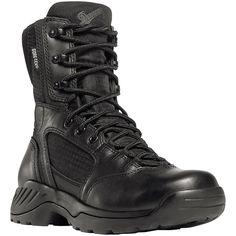 28010 Danner Men's Kinetic GTX Uniform Boots - Black