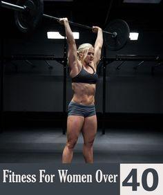Fitness For Women Over 40: