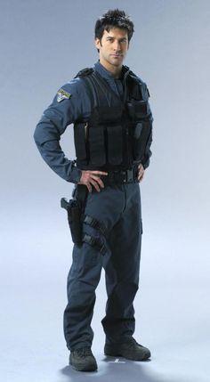 Atlantis Off-World Uniform