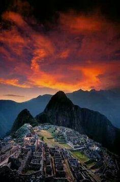 MACHU PICHU~CUSCO-PERU