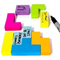 SUCK UK Block Notes - Sticky Memo Pads