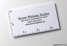 Arktetonix | Cartões de visita para Arquitetos #2