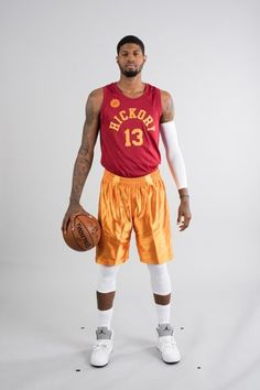 """Indiana Pacers - """"Hickory"""" - Paul George"""