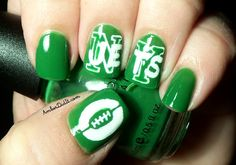 New York Jets nails
