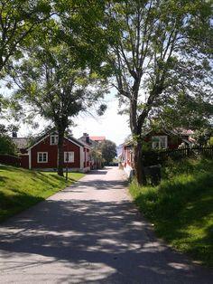 Sweden, Öregrund