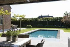 Dream Pools, Private Garden, Garden Pool, Loft, Garden Inspiration, Interior And Exterior, Swimming Pools, Pergola, Backyard