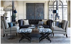 Driven By Décor: Scoping Out Calico Corners' New Nate Berkus Collection